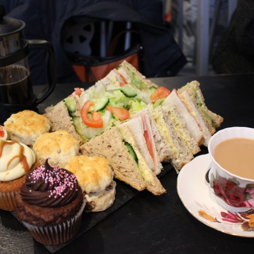 Buckt - Things to do in Birmingham - Afternoon Tea